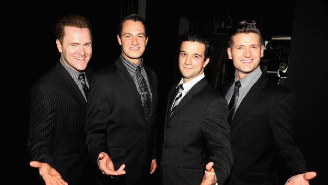 mark ballas, jared bradshaw, matt bogart, thomasso antico